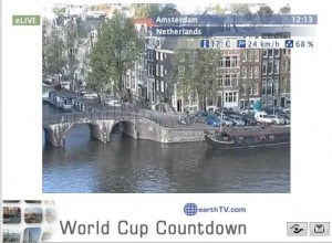 Live Amsterdam Canal streaming video webcam