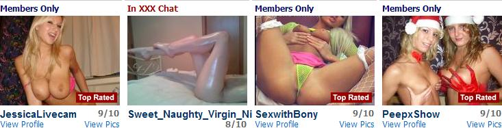 The number one adult web cam community ...